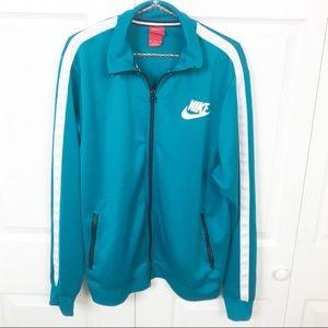 Nike l Men's Zip Up Track Jacket